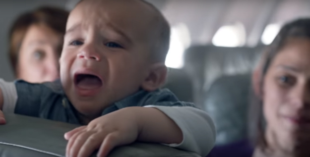 Jetblue S Latest Campaign Makes Flying With Crying Babies The Best Thing That Could Happen To You India Com