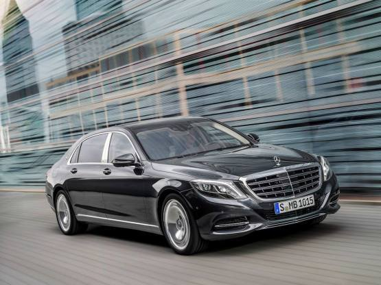 Mercedes Maybach S600 Prices Premium Sedan At Nearly Usd 190 000