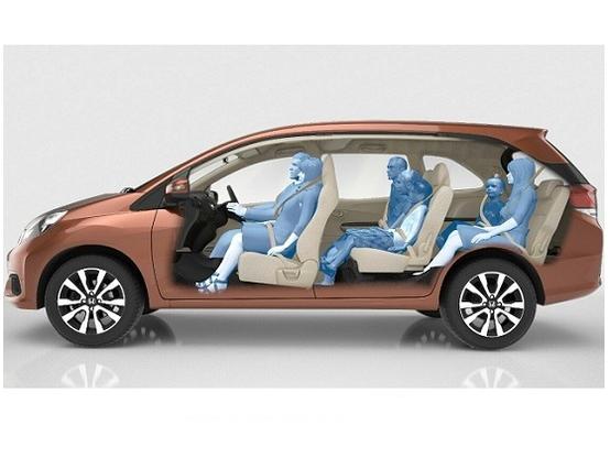 Honda Mobilio Bookings In India Honda Receives 5 800 Bookings For
