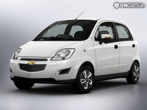 Chevrolet Spark Facelift To Arrive By December 2017