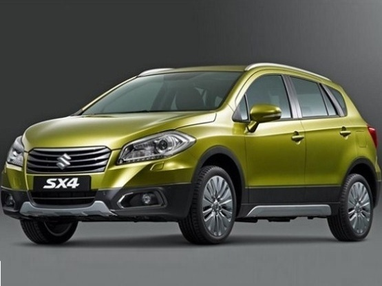 Maruti Suzuki Across Is The New Name For S Cross Sx4 Launch In June