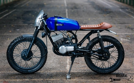 Check out these top 5 insane bike modifications | News Bikes