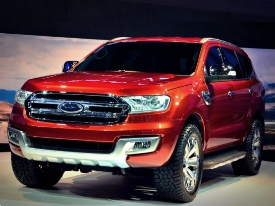 New 2016 Ford Endeavour Key Facts To Know