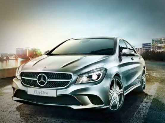 Mercedes Benz Cla Class To Launch On January 22 Price In India
