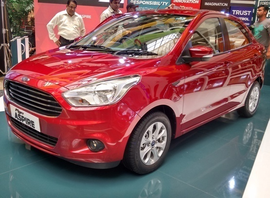 Ford Figo Aspire To Be Launched Tomorrow Get Expected Price