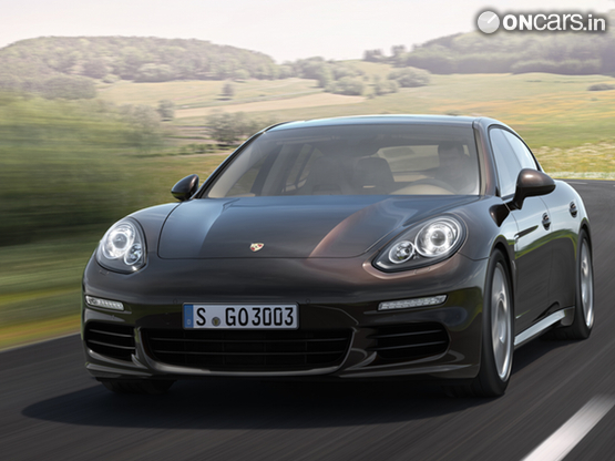 2014 Porsche Panamera Launched In India With Prices Starting At Rs