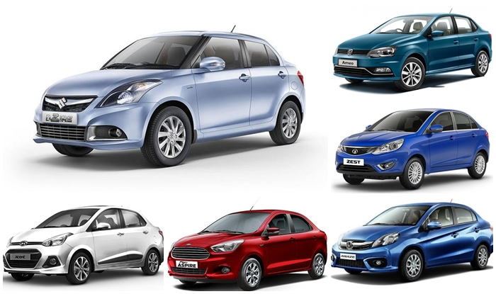 Best Of 2016 India S Top 6 Compact Sedans