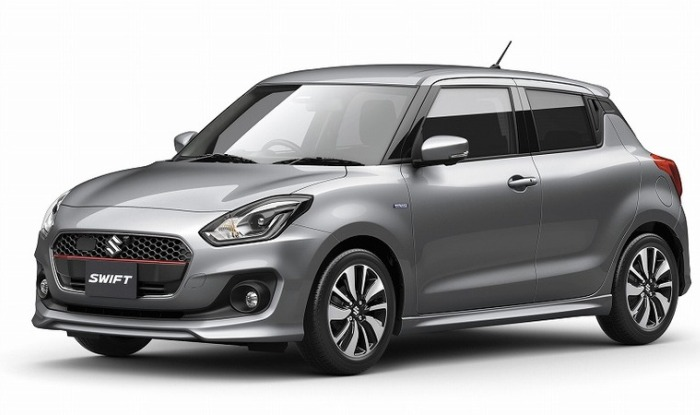 Swift 2018 Launch Date >> Maruti Swift Rs 2018 Launch Date Price In India Image Interior