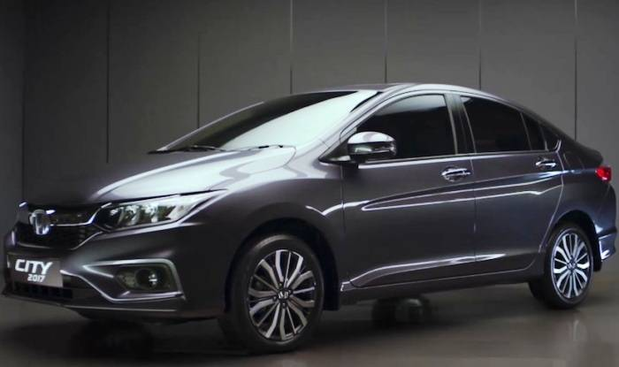 Honda City Sixth Generation facelift