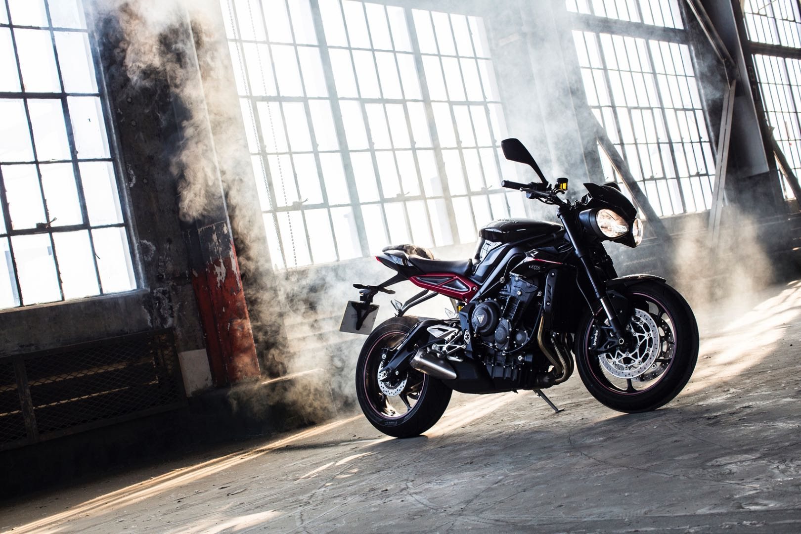 2017 Triumph Street Triple Rs Launch Live Streaming Watch Online