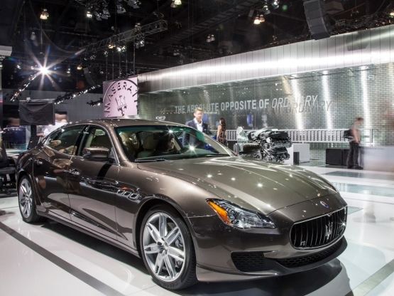 Maserati Enters Into India Ghibli And Quattroporte Launched Prices