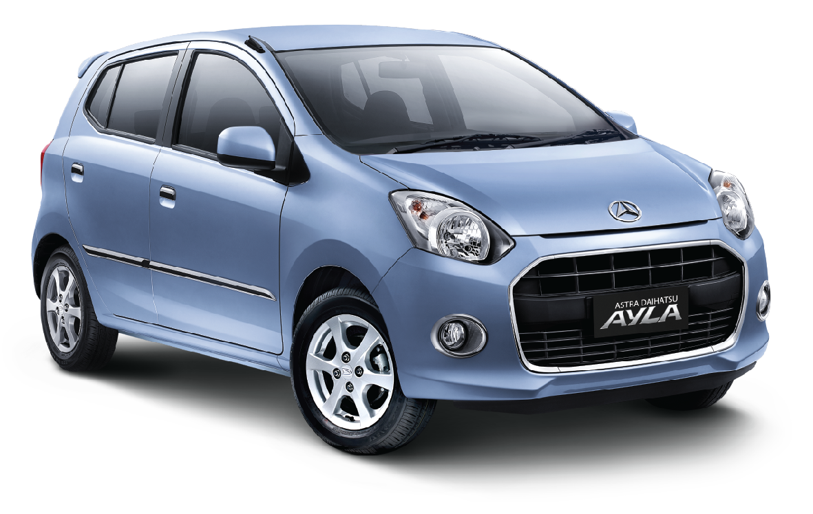 Toyota Daihatsu Ayla Seen Testing In India For The First Time