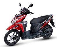 Honda Click 125i Scooter Imported Into India For R D Purpose India Com