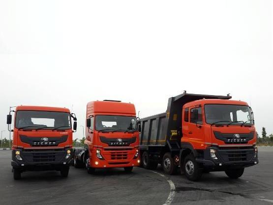 Volvo Eicher Commercial Vehicles Volvo Sells 4 7 Of Its Stake In