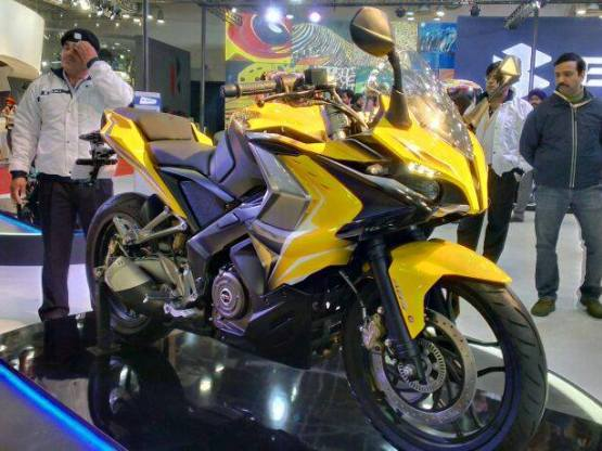 Bajaj Pulsar RS 200 to be Launched on March 26: Price in India