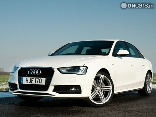 Audi A4 Now Available At Zero Per Cent Interest