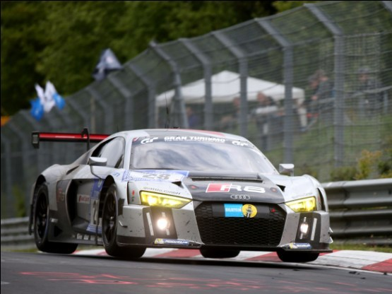 Audi R8 Lms Makes Amazing Racing Debut With An Impressive Win At