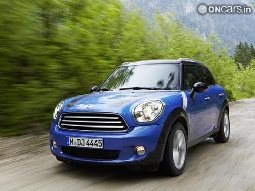 Mini Updates Its Range With New Four Wheel Drive Models