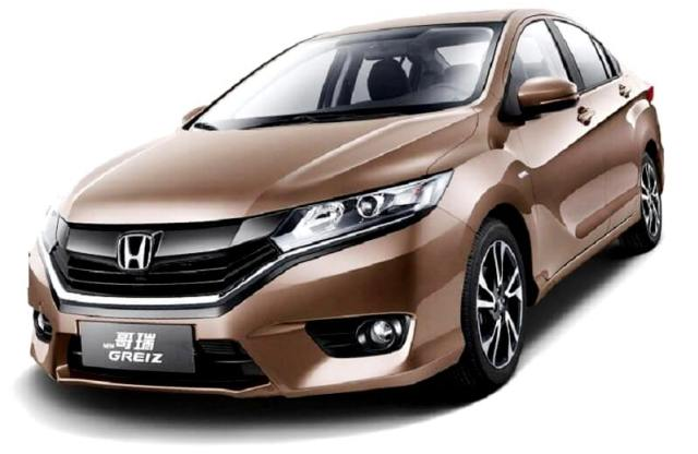 Honda City To Get A Facelift Coming In Early 2017