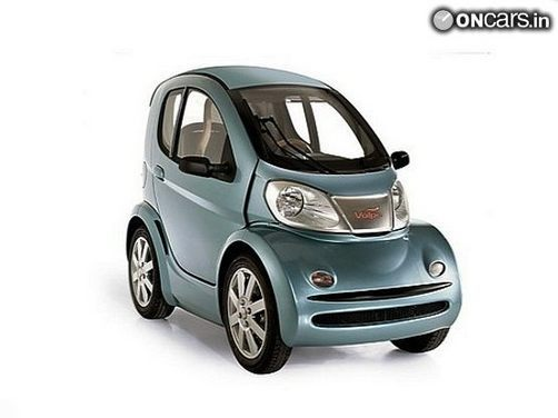Meet The World S Smallest Electric Car Volpe