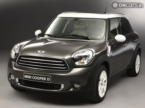 Exclusive Mini Cooper D Countryman Sel Silently Launched In India
