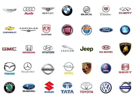 List Of Car Brands >> List Of Car Brands Upcoming New Car Release 2020