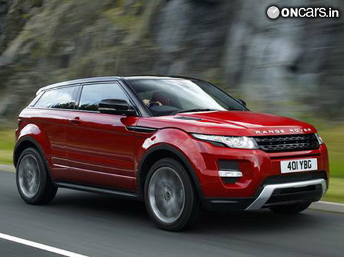 Live Range Rover Evoque India Launch Today News Cars News India Com