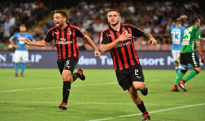 sassuolo vs ac milan live streaming serie a 2018 19 preview team news timings ist when and. Black Bedroom Furniture Sets. Home Design Ideas