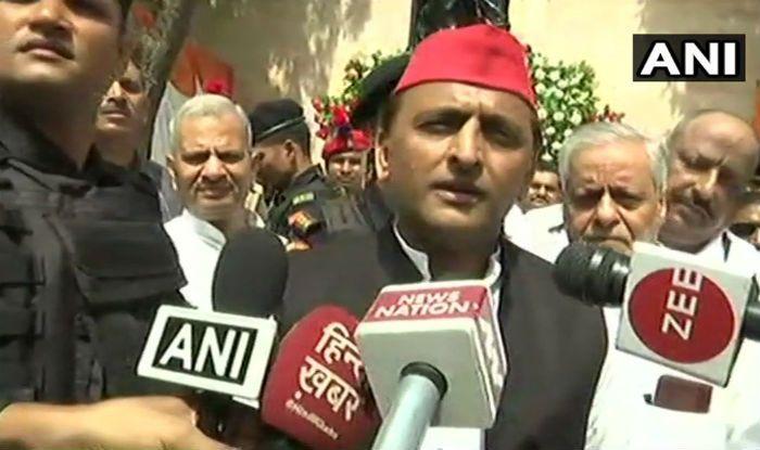 BJP MP From Prayagraj Shyama Charan Gupta Joins Samajwadi Party, to Contest Lok Sabha Elections 2019 From Banda
