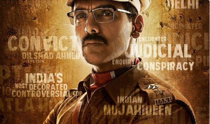 Batla House First Look: John Abraham is 'Most Decorated And Controversial Cop' in The Film's Poster