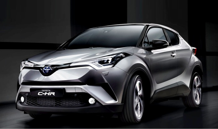 Toyota C Hr Crossover Suv India Launch By 2018 News Cars News