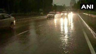 Good News! Thunderstorm, Light Shower Expected in Delhi Today