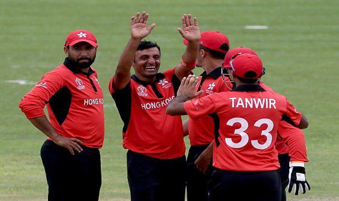 Image result for eshan khan cricketer hong kong
