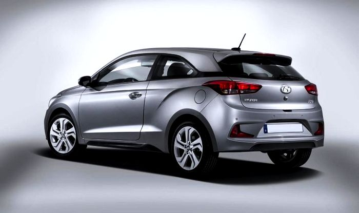 2018 Hyundai I20 1 2l Petrol Cvt To Debut At Auto Expo 2018 Will