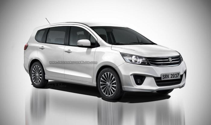 New Gen Maruti Suzuki Ertiga India Launch In August 2018 Price