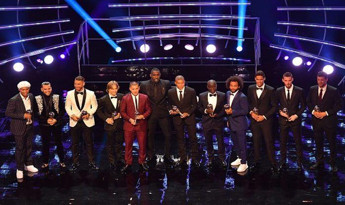 Resultado de imagen para FIFA The Best