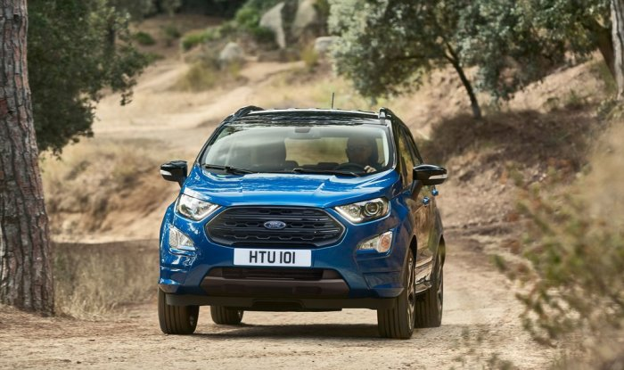 New Ford Ecosport Officially Unveiled In Europe India Launch Likely