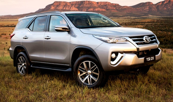 New Toyota Fortuner 2016 Commands Waiting Period Of Two Months