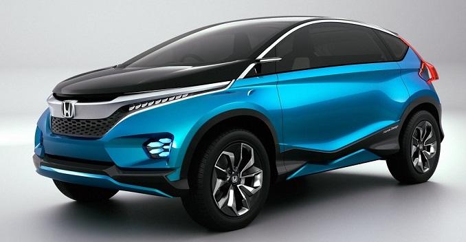 Honda Working On Compact Suvs Based Amaze Platform
