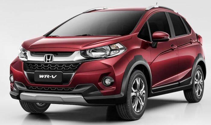 Honda Wr V Spy Images Reveal Interior Details News Cars News