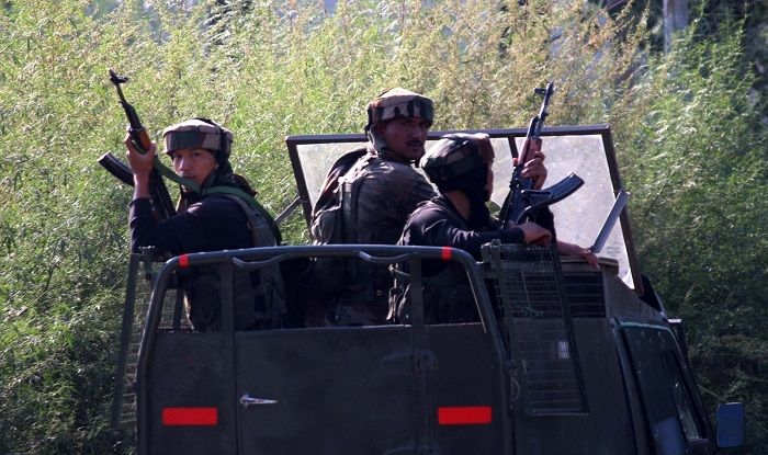 J&K: Two Pakistani Intruders Killed, Three Security Personnel Martyred in Sunderbani Sector Encounter