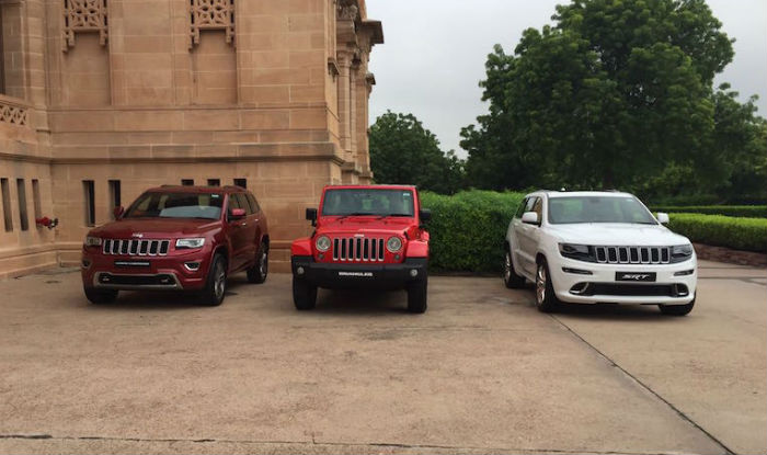Jeep Grand Cherokee And Jeep Wrangler Launched In India At Start
