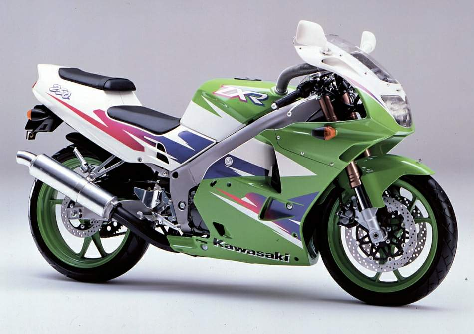 Kawasaki Ninja 250 With Four Cylinder Engine In The Making News