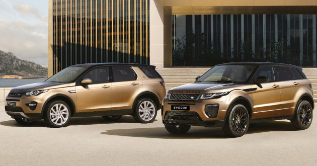 Land Rover Discovery Sport And Range Rover Evoque Prices Reduced By