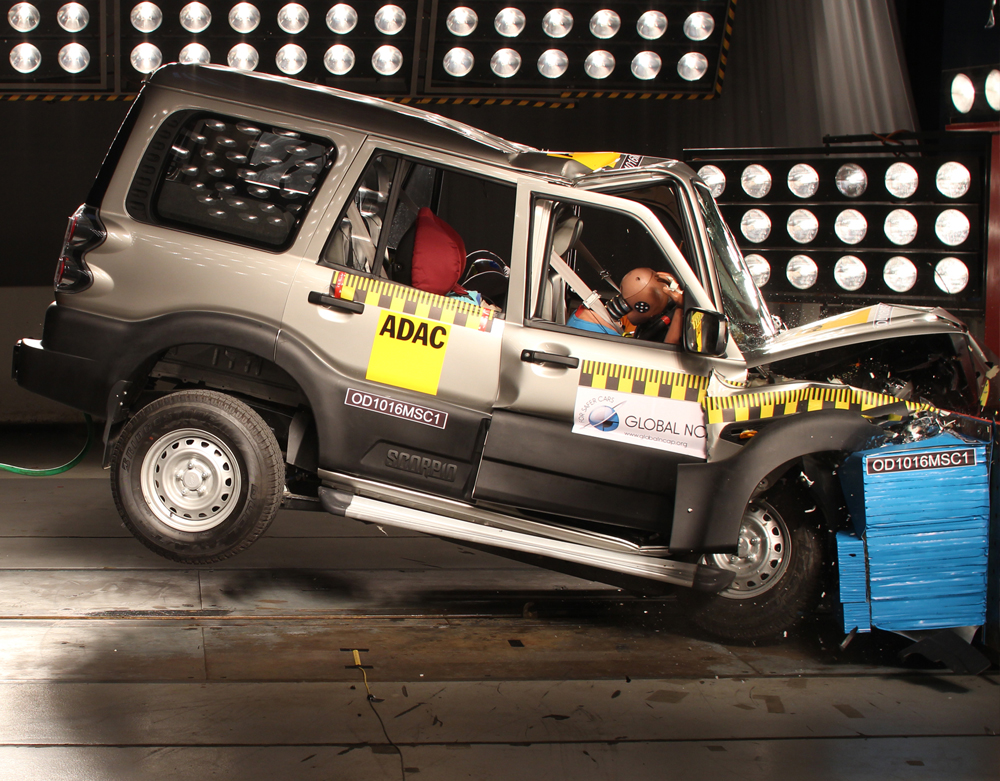 Top 6 Cars And Suvs That Failed In Global Ncap Safety Tests