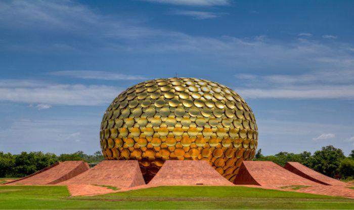 Matri Mandir in Auroville