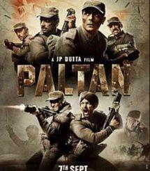 Paltan-Release