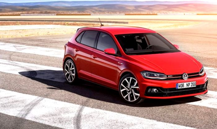 Volkswagen Polo 2018, R-Line & GTi variants revealed; India launch in 2018   News Cars News ...