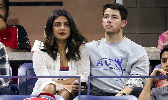 Priyanka Chopra Nick Jonas Us Open Match Were