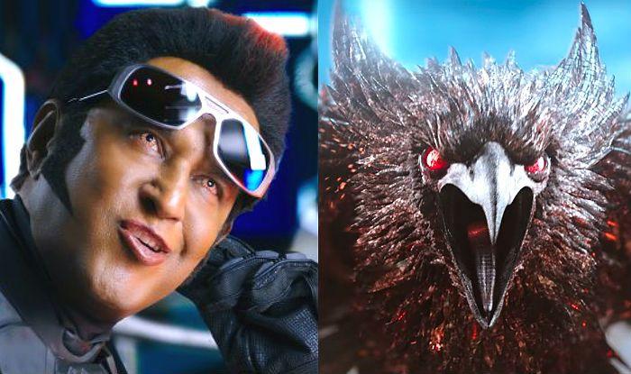 2 0 Teaser Has Rajinikanth's Chitti Making a 'Cuckoo' Sound  Here's